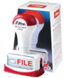 provide a clear impression that keeps office paperwork  organized. Reasonably priced, pre-inked stock stamps are ready for same day shipping.
