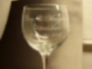 engraved wine glass - Beer Glasses